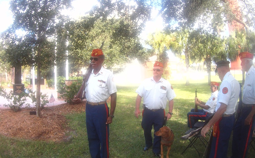 MCL Honor Guard